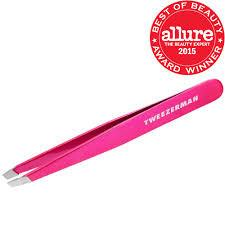 Slant Tip Tweezer (Assorted Colors)