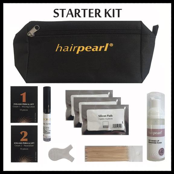 Hairpearl Lash Lift Starter Kit