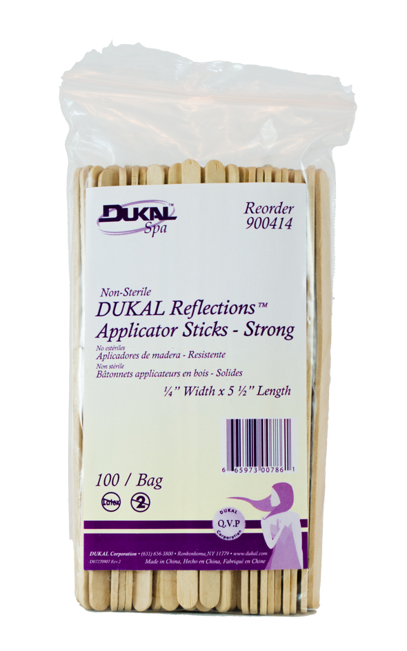 Disposable Strong Sticks: 100pk