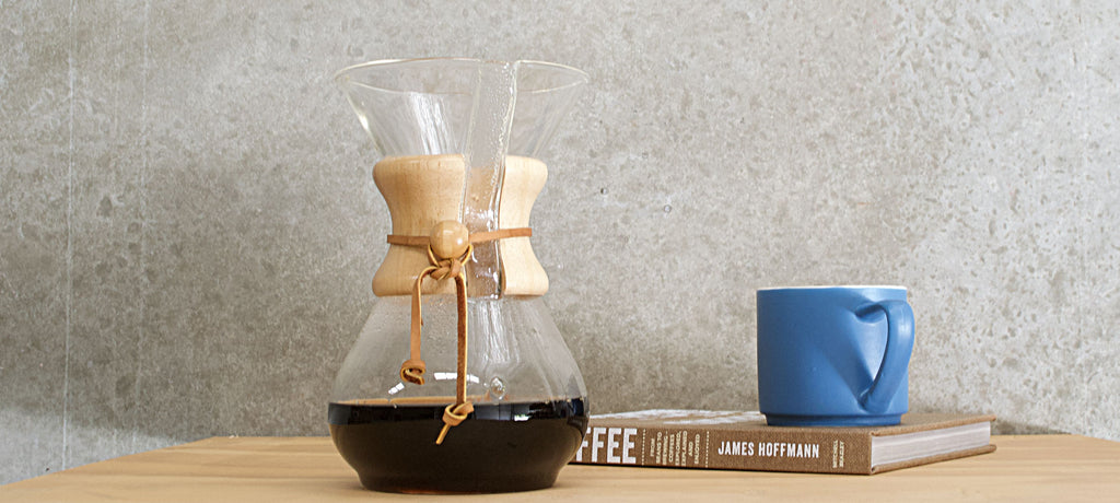 Chemex coffee brewing guide