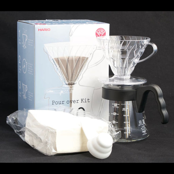 Hario V60 Pour Over Kit - Jones & Co Coffee