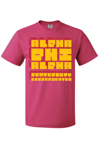 ALPHA BLOCK Heavy Cotton HD Tee