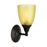 Acacia River Sconce, Citrus