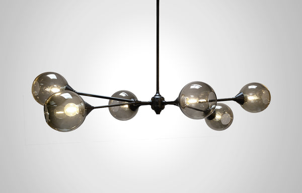 Oasis Glass Branches Chandelier