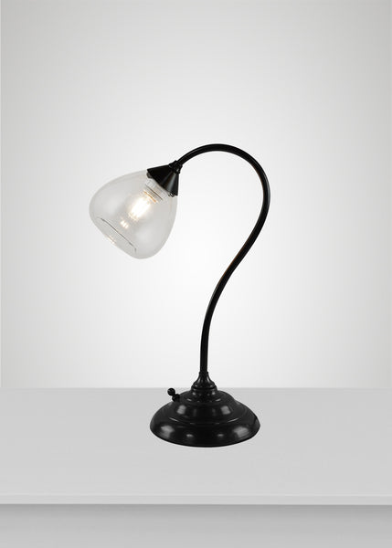 Dune Glass Calla Table Lamp