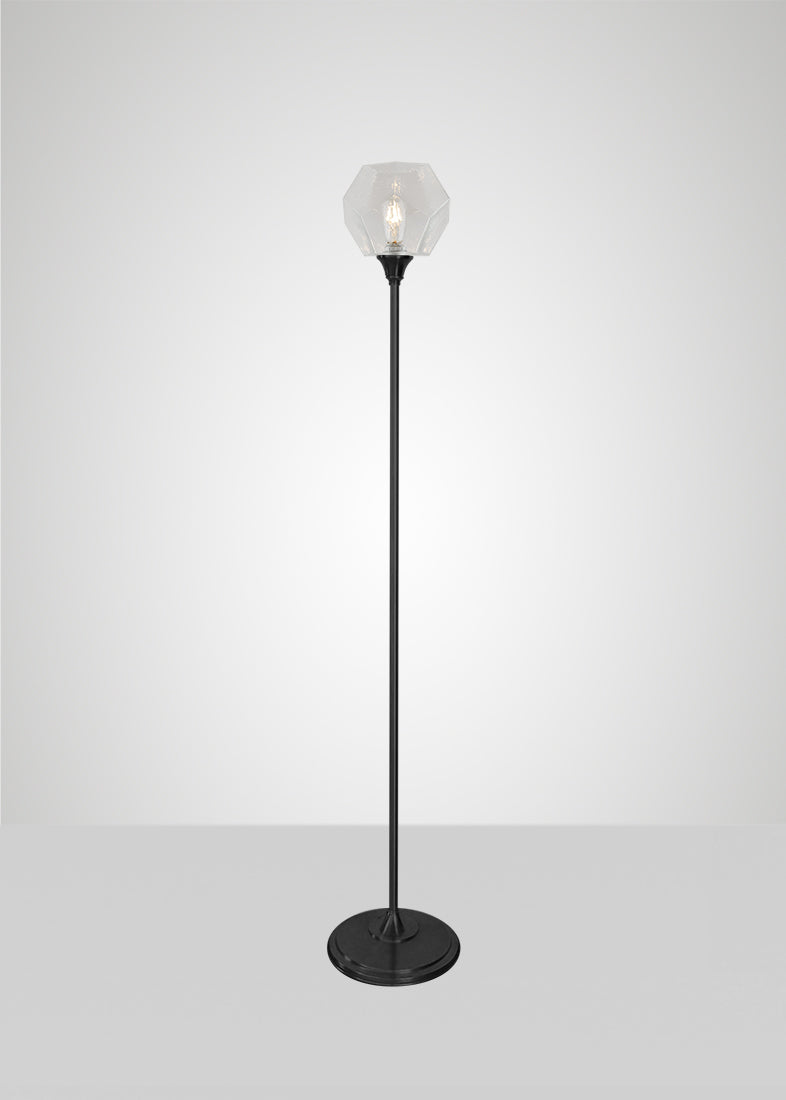 Quartz Glass Floor Lamp