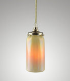 Prairie Cylinder Optic Pendants