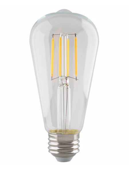 5.5W LED Edison Bulb, Medium Base