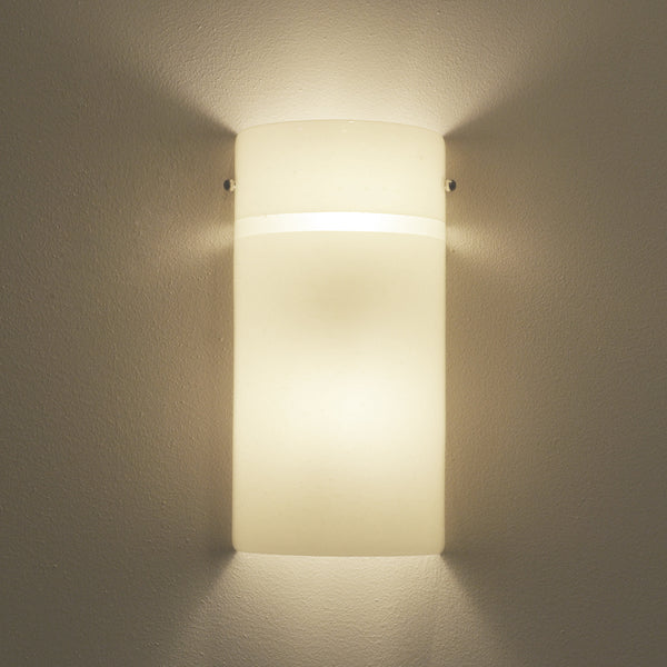 Horizontal Brookline MG Birch Sconce