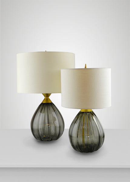 Mirage Glass Large Table Lamp