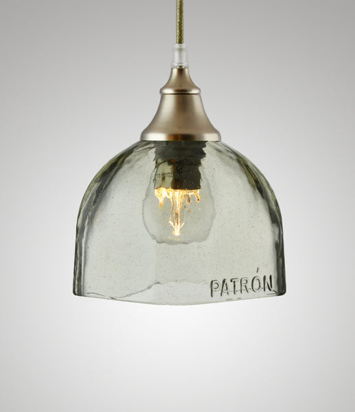 Bottle Glass Pendant, Patron