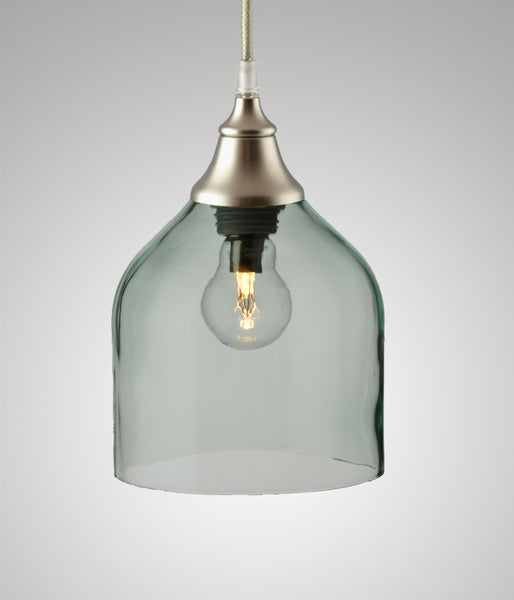 Bottle Glass Pendant, 3L Chablis Blanc