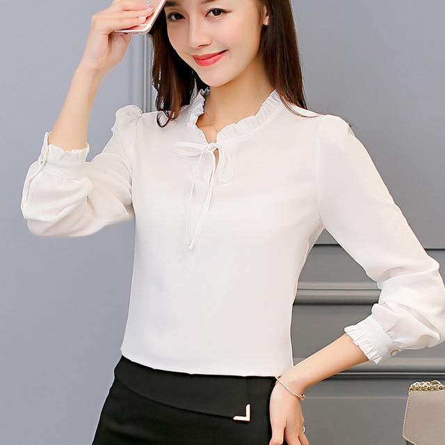 Women Body Blouse Shirt Long Sleeve V Neck Fashion White Redrricdress-rricdress