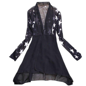 Autumn Women Kimono Vest Blusa Air Conditioning Sunscreen Female Blouses Jackets Longrricdress-rricdress