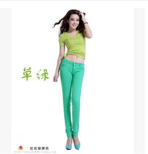20 Colors Plus Size 2018 New Sexy Women Pants Spring Summer Casualrricdress-rricdress