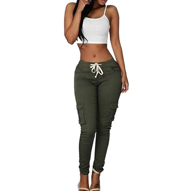 Elastic Sexy Skinny Pencil Jeans For Women Leggings Jeans Woman High Waistrricdress-rricdress