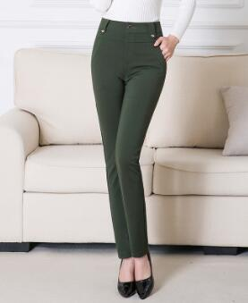 Women Trousers 2018 Formal Women's High Waist Full Length Plus Size 4XLrricdress-rricdress
