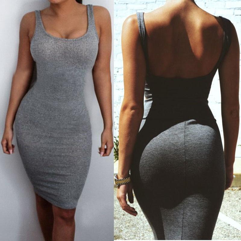Hot Sale women Package Hip Dress Bandage Bodycon Mini Dress High Waistrricdress-rricdress