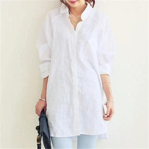 VogorSean Women Blouse Shirt 2018 Spring Summer Woman Blouses Office Lady OLrricdress-rricdress