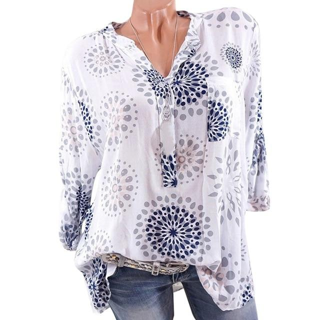 Women Lace Patchwork Blouse Shirt Casual Tops Sexy Short Sleeve Ladiesrricdress-rricdress