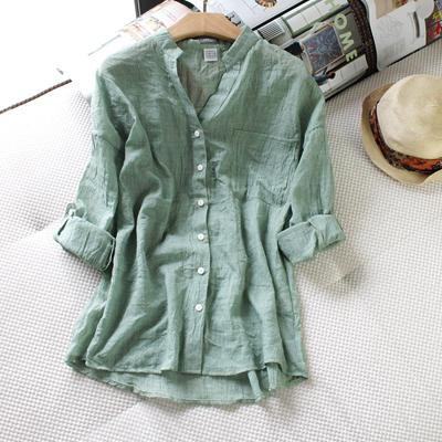 DERUILADY Casual Loose Womens Tops And Blouses Harajuku Plus Size Blouse Shirtrricdress-rricdress
