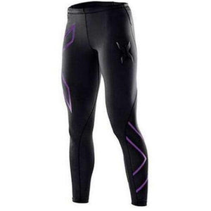 SBKENI women compression fitness tights female pants Joggers Superelastic stretch pants breathablerricdress-rricdress