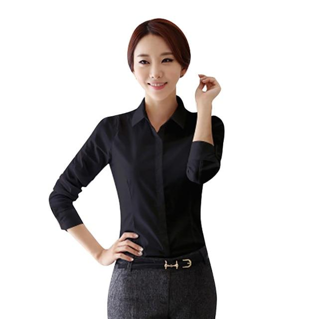 New Korea Women Lady Turn-down Lapel Collar Cool Short Sleeve Tops Blouserricdress-rricdress