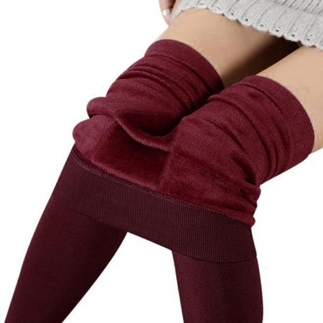 2018 New Fashion High Waist Autumn And Winter Women Pants High Elasticityrricdress-rricdress