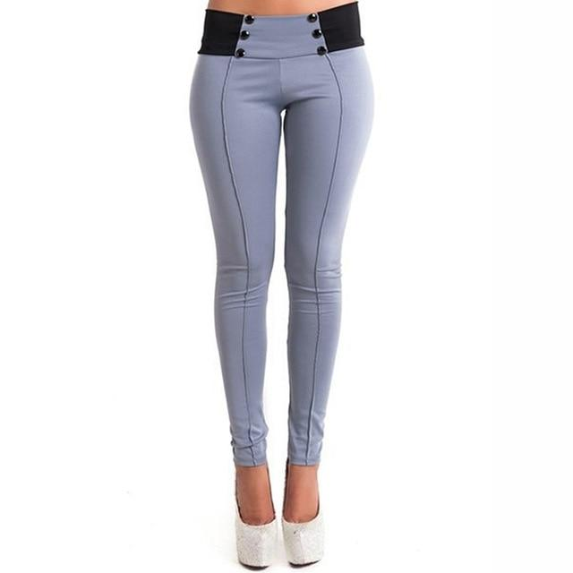 2017 Autumn Trousers For Women Pencil Pants Long Skinny Pants Female Longrricdress-rricdress
