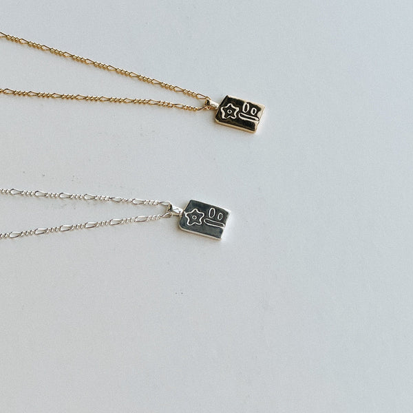 Meadow Necklace - Silver
