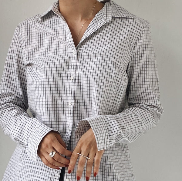 BOYFRIEND SHIRTS - MATHBOOK / XS