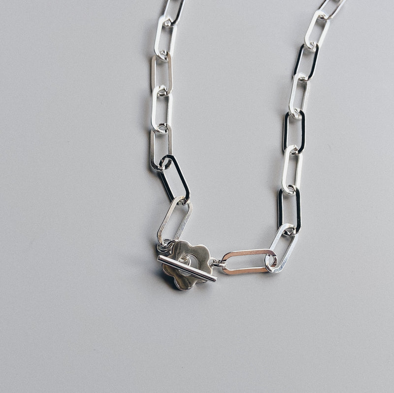 SIMONE NECKLACE - Silver