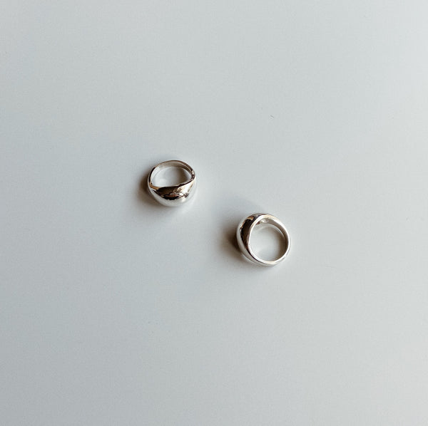 Magnes Ring - Silver