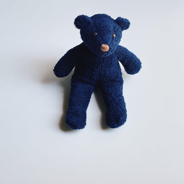 TOWEL BEAR - DARKNIGHT INDIGO