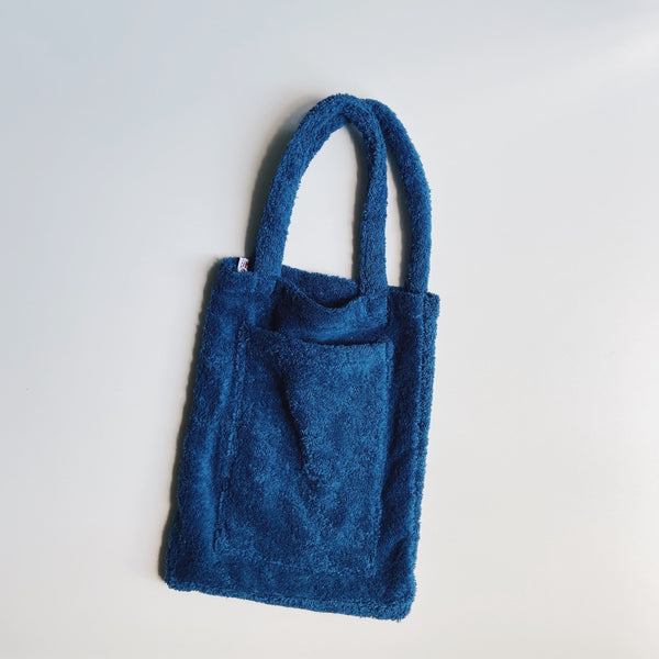TOWEL BAG - MOONLIGHT INDIGO / L