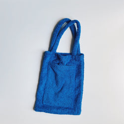 TOWEL BAG - SUNDAY BLUE / L