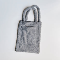 TOWEL BAG - CLOUD GRAY / L