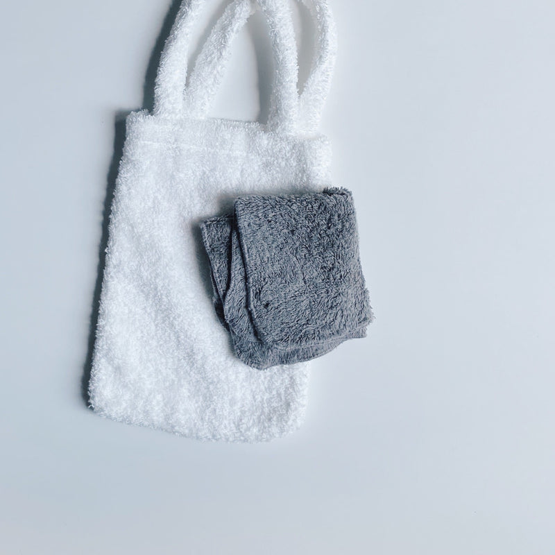 CHIEF TOWEL - cloud gray