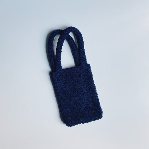 TOWEL BAG - DARKNIGHT INDIGO / S