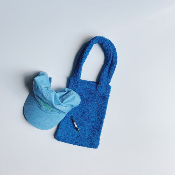 TOWEL BAG - SUNDAY BLUE / S
