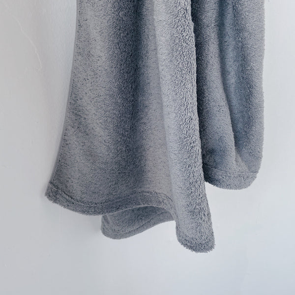 BATH TOWEL - cloud gray