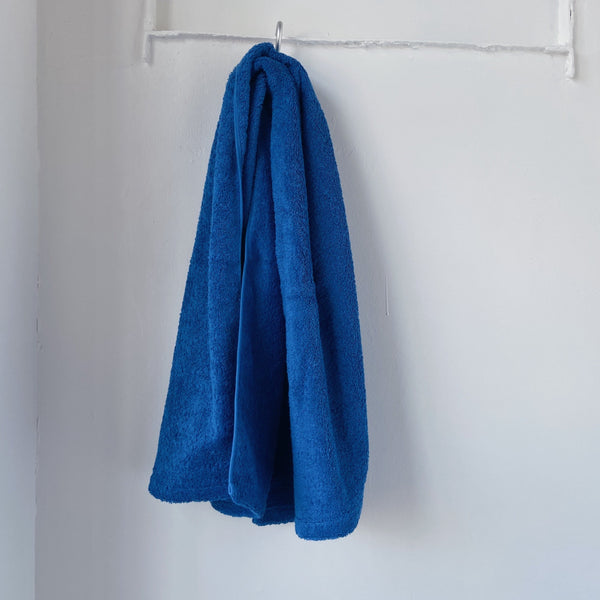 BATH TOWEL - Sunday blue
