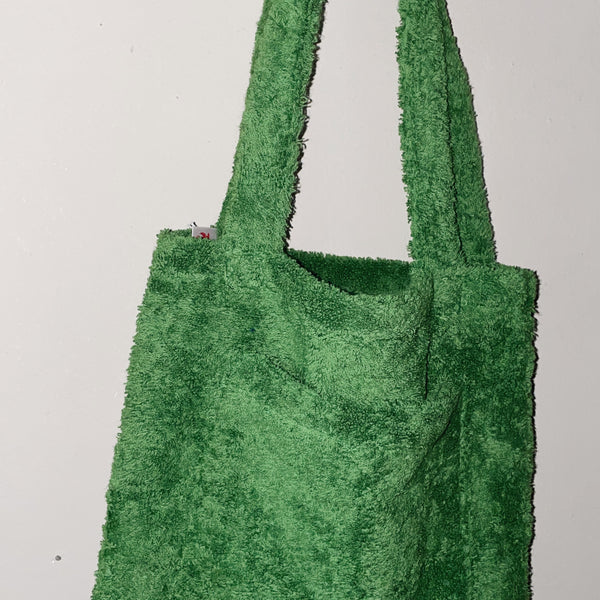 TOWEL BAG - EUCALYPTUS / L
