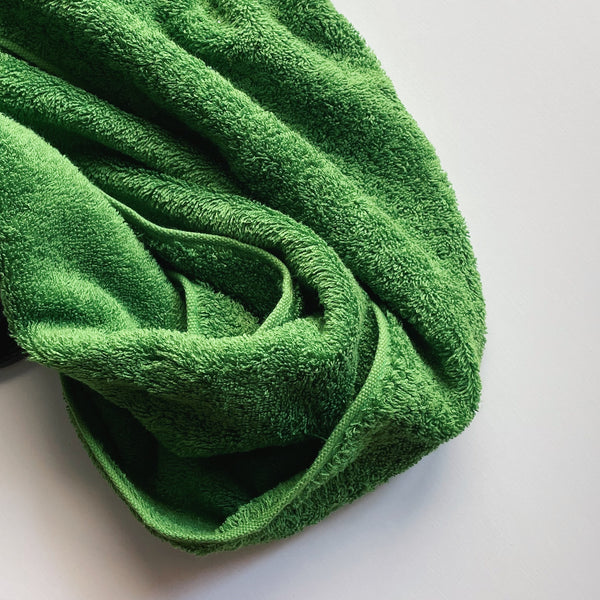 FACE TOWEL - eucalyptus
