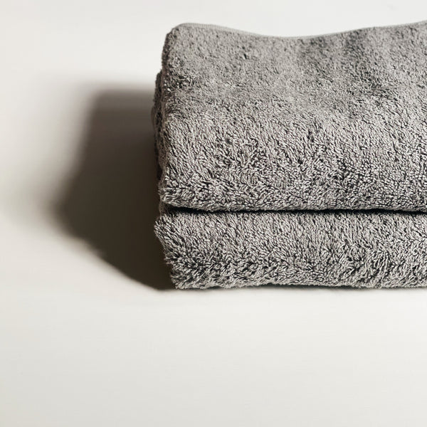 FACE TOWEL - cloud gray