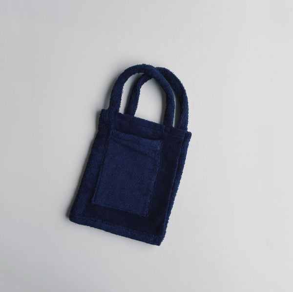 TOWEL BAG - DARKNIGHT INDIGO / L
