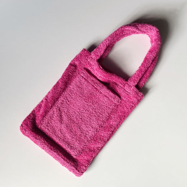 TOWEL BAG - ROSE O ROSE / L