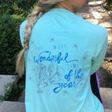 "Southern Equestrian ""Most Wonderful Time Of The Year""  Youth Large ***Price Reduced***"