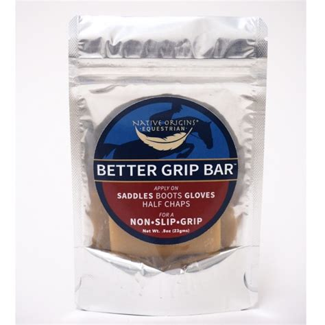 Better Grip Bar