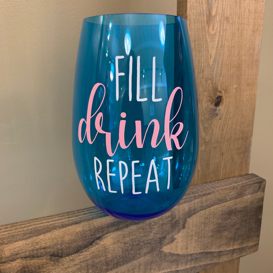 Fill Drink Repeat